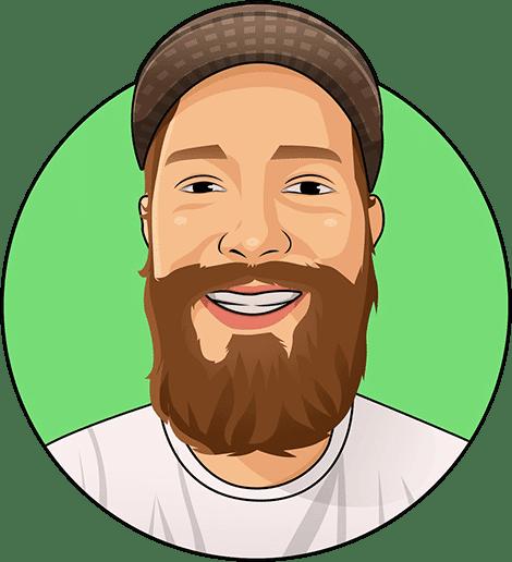 Daniel Echel - Comic Portrait