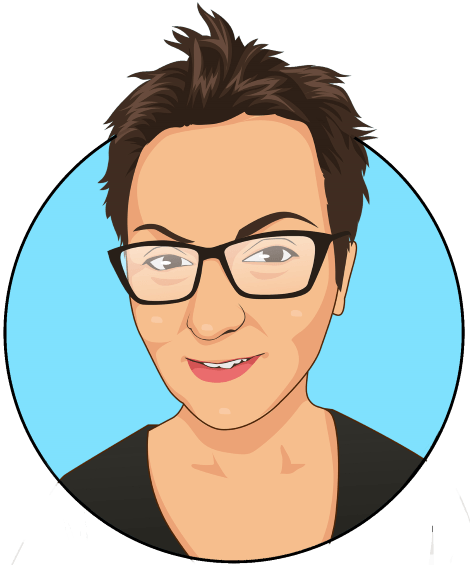 Sonja Gamsjäger - Comic Portrait