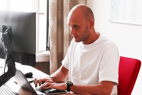 Marco Dworschak Geschäftsführer von Alanda